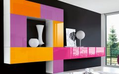 Buffets and Cabinets Colorful Buffets and Cabinets for a Joyful Interior Design Sem T  tulo 240x150