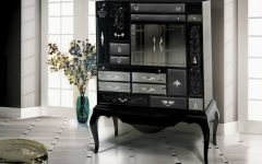 black buffets and cabinets Black Buffets and Cabinets for a modern Home Decor bbb 2 240x150