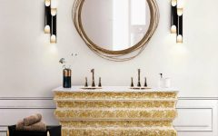 cabinet design Elegant Cabinet Design  for a Luxurious Bathroom bbb 240x150