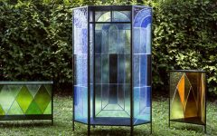 glass cabinet Cathedral Glass Cabinet By Antonio Aricò Cathedral Glass Cabinet By Antonio Arico  2 e1499951814299 240x150