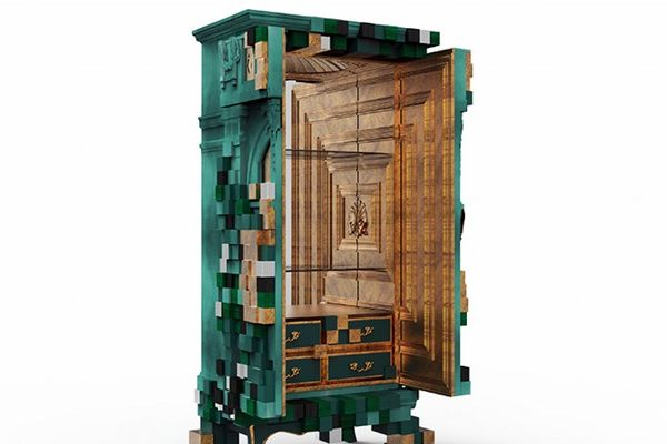 limited edition Discover Piccadilly Cabinet: Limited Edition Piece Discover Piccadilly Cabinet13 e1500376052621 600x400