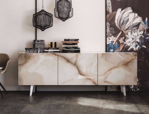 10 Stone Modern Sideboards To Fall In Love With | www.bocadolobo.com #buffetsandcabinets #sideboards #marble #luxury #luxurysideboards #luxurybrands @buffetsandsideboards modern sideboards 10 Stone Modern Sideboards To Fall In Love With 10 Stone Modern Sideboards To Fall In Love With 10 600x460