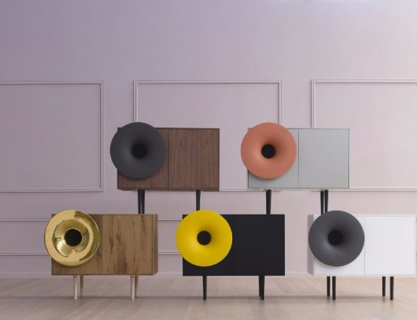 Paolo Cappello Designs Wooden Sideboards With Speakers | www.bocadolobo.com #sideboards #modernsideboards #buffetsandcabinets #colorful #crativedesign #productdesign #interiordesign #speakers #luxury #luxurious #luxurybrands #exclusivedesign @buffetsandcabinets wooden sideboards Paolo Cappello Designs Wooden Sideboards With Speakers Paolo Cappello Designs Wooden Sideboards With Speakers 8 600x460