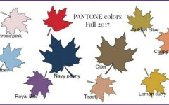 pantone colors Discover the Pantone Colors for this Fall pantonefall17 240x150