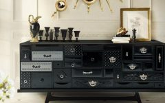 cabinet designs Astonishing Multi-Drawer Sideboard and Cabinet Designs For Your Home 000 11 240x150