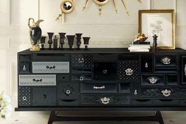 cabinet designs Astonishing Multi-Drawer Sideboard and Cabinet Designs For Your Home 000 11 600x400