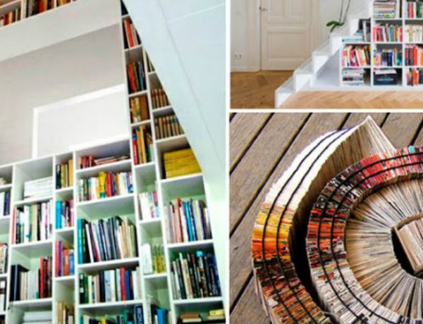 best office design 10 Bookcases for the Best Office Design 000 14 600x460
