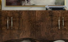 wooden sideboards 10 Wooden Sideboards With A Astonishing Front Design feature 5 240x150