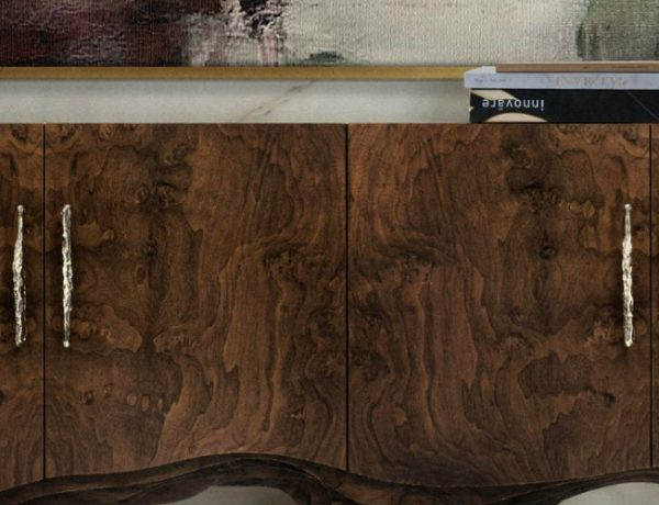 wooden sideboards 10 Wooden Sideboards With A Astonishing Front Design feature 5 600x460