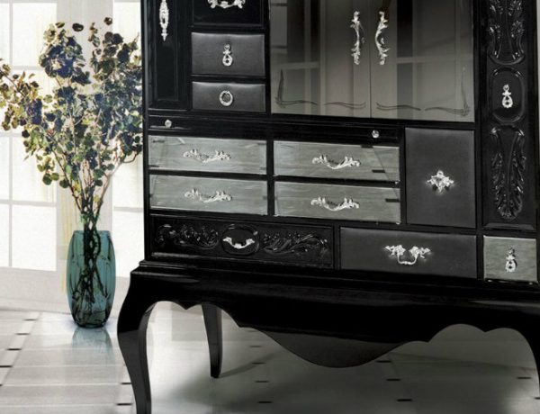 luxury cabinets The Most Detailed Luxury Cabinets 000 14 600x460