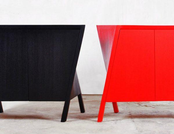 Cabinet Design The Walking Cabinet Design by Markus Johansson Design Studio 000 1 600x460