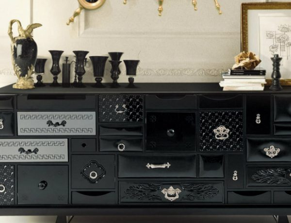 buffets and sideboards Discover the Difference Between Credenzas, Buffets and Sideboards 000 9 600x460
