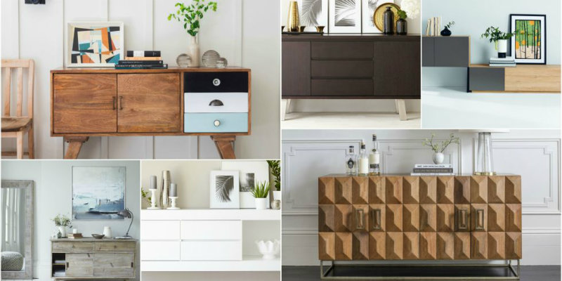 Buffets And Sideboards Discover The Difference Between Credenzas