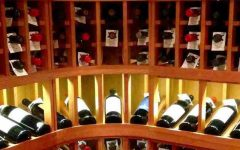 Wine Racks Amazing Wine Racks and Cabinets to Complete your Decoration 000 5 240x150
