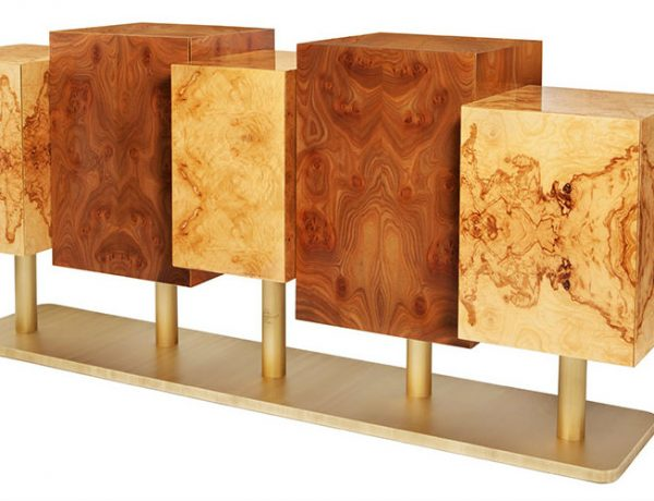 Best Furniture Best Furniture Designs: The Special Tree Sideboard by JSB 000 17 600x460