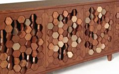 Unique Designs Unique Designs: Bionic Sideboard with Rotating Hexagons 000 9 240x150
