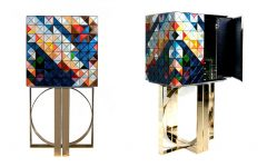 modern cabinets Discover Boca do Lobo's Modern Cabinets for this Summer pixel cabinet 240x150