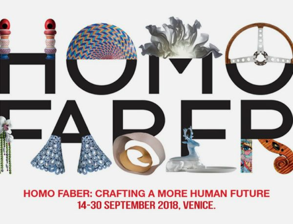 craftsmanship Homo Faber: European Craftsmanship in Venice homofaber 20180626 Crafting a More Human Future 600x460