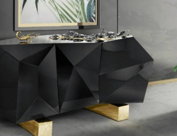 luxurious design Discover 10 Nature Inspired Sideboard With A Luxurious Design ambience diamond metamorphosis bocadolobo featured 600x460