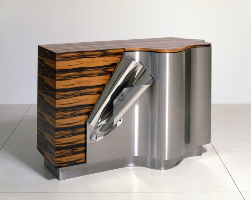 modern cabinets Get Amazed with Mattia Bonetti's Best Modern Cabinets Drape Cabinet