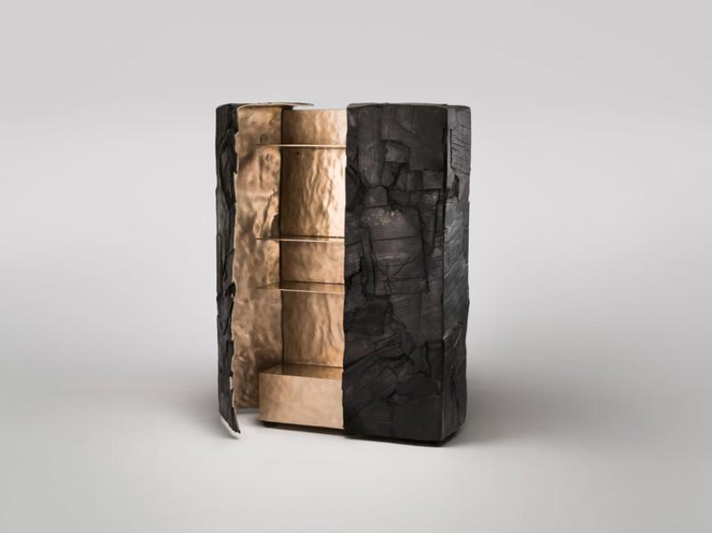 modern cabinets Get Amazed with Mattia Bonetti's Best Modern Cabinets Montage Cabinet