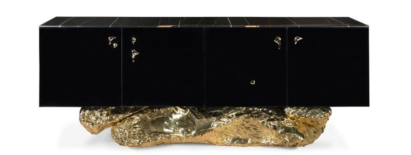 buffets and cabinets, home decor ideas, design ideas, luxury brand, modern furniture, interior design, contemporary design, contemporary sideboard contemporary sideboard These Contemporary Sideboards Will Give A Gold Touch to Your Entryway These Contemporary Sideboards Will Give A Gold Touch to Your Entryway 3