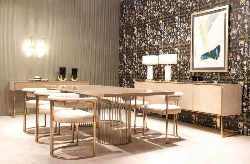 maison et objet Ana Roque Interiors' Top Buffets and Cabinets At Maison Et Objet 2019 Ana Roque Interiors    Top Buffets and Cabinets At Maison Et Objet 2019 5