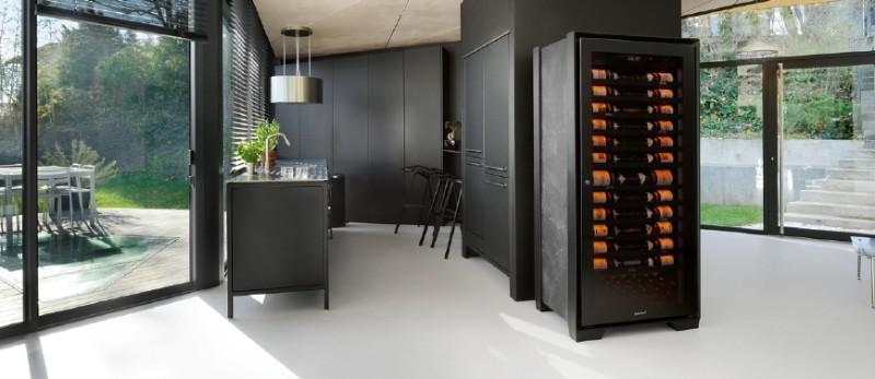 maison et objet Maison Et Objet Paris 2019: Exquisite Cabinets To Impress EuroCave wine cabinet cave vin royale kitchen