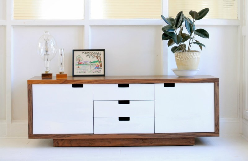 buffets and sideboards Modern Buffets and Sideboards of Neutral Color 2 2