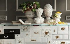 buffets and sideboards Modern Buffets and Sideboards of Neutral Color 2 3 240x150