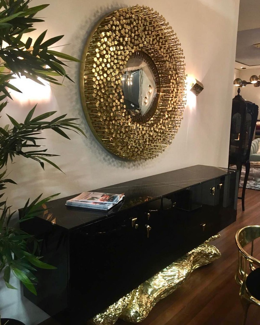buffets and cabinets, exclusive design, modern buffets, interior design, modern cabinets, luxury furniture, living room, décor ideas, living room furniture buffets and cabinets Most Wanted Buffets and Cabinets Presented at M&O Paris MostWantedBuffetsandCabinetspresentedatMOParis3