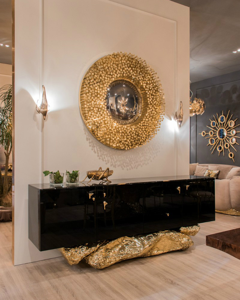 luxury sideboards Top 5 Luxury Sideboards for Your Opulent Living Room pic2