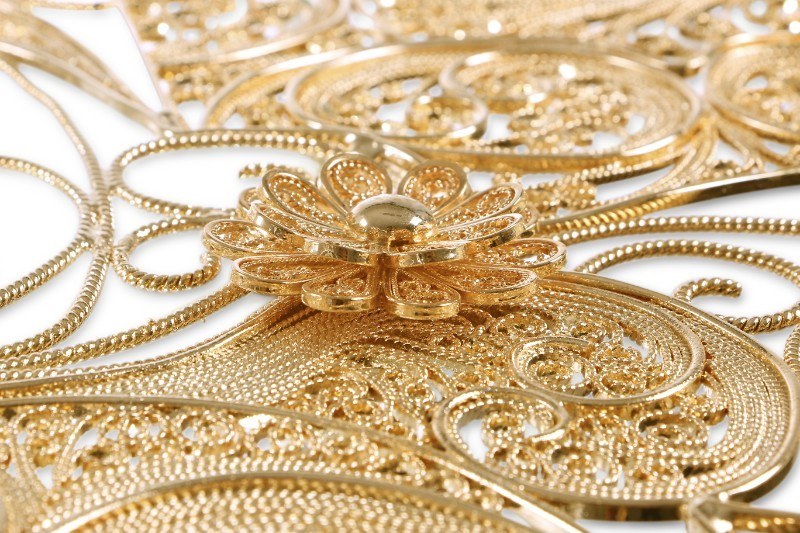 Filigree Filigree A Perfect Filigree Mirror To Match Every Modern Buffet and Cabinet 7 4
