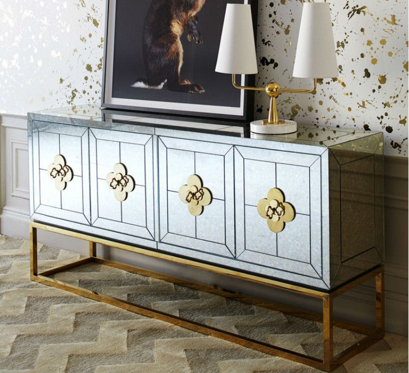 Jonathan Adler A Curated Selection Of Jonathan Adler Buffets and Cabinets 7