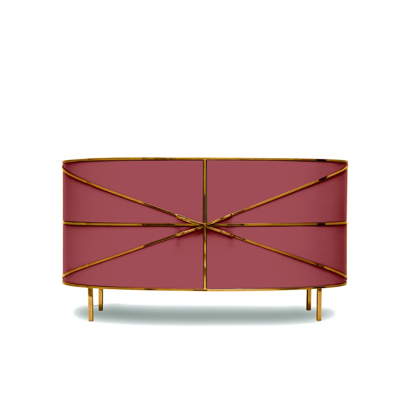 Art Deco Sideboards You Will Fall In Love With art deco sideboards Art Deco Sideboards You Will Fall In Love With Sideboard Rosa Oro Front 960 x 960