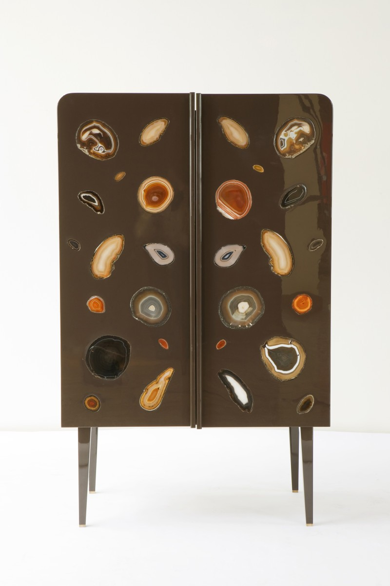 modern cabinets 10 Modern Cabinets For A Contemporary Home patrick naggar Gem Cabinet e1398712639288