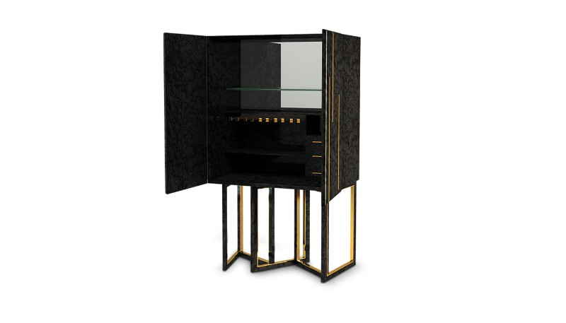 modern cabinet The Most Modern Cabinets By Elbra Home cabinet m 4
