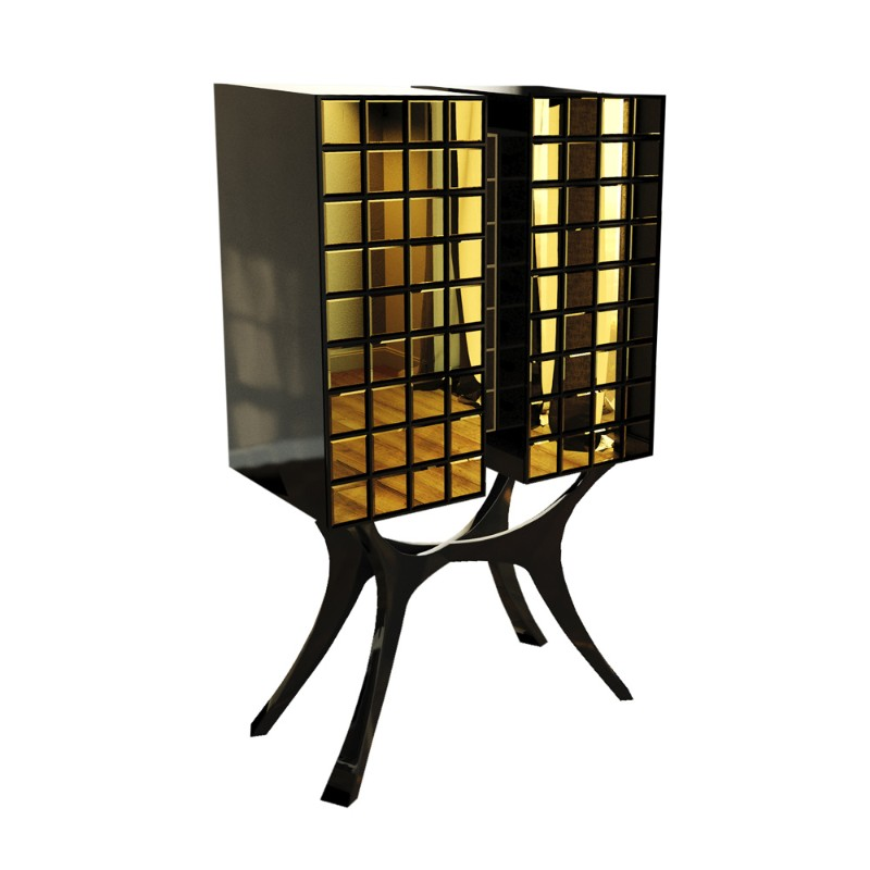 modern cabinet The Most Modern Cabinets By Elbra Home mondo cabinet 3