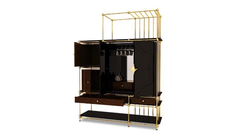 modern cabinet The Most Modern Cabinets By Elbra Home pecas porus 4 3