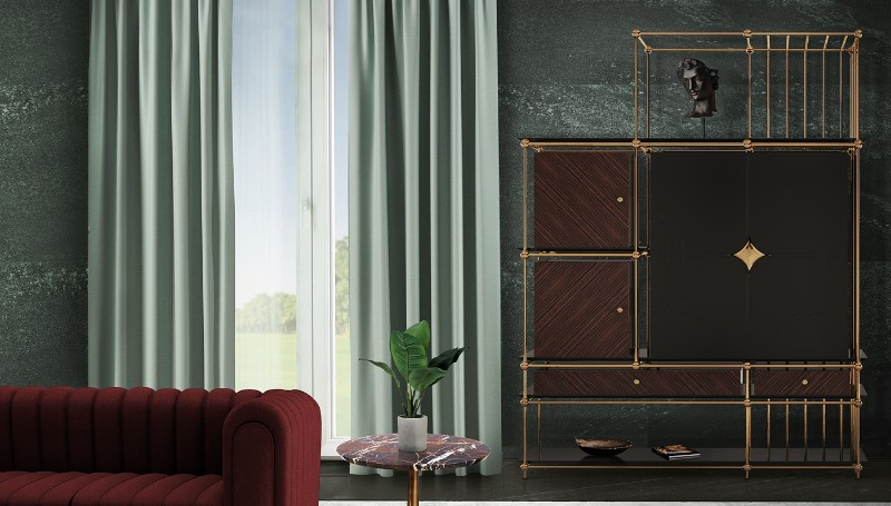 The Most Modern Cabinets By Elbra Home modern cabinet The Most Modern Cabinets By Elbra Home vegas cabinet