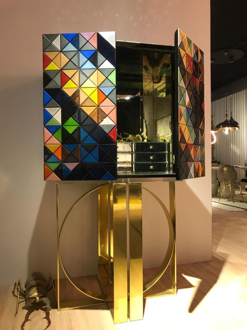 salone del mobile 2019 Salone del Mobile 2019: Exclusive Buffets and Cabinets by Boca do Lobo 911c37f4 1dc5 47ef 9b00 0db4b95cead8
