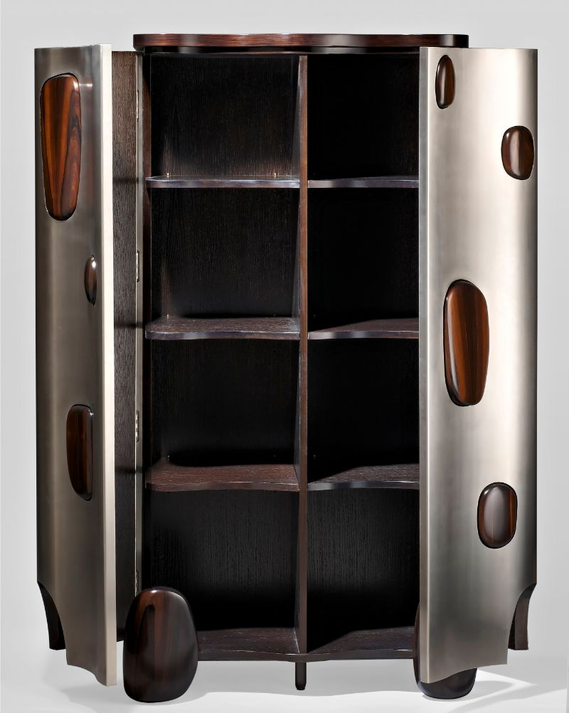 Artsy Modern Cabinets by Hubert Le Gall