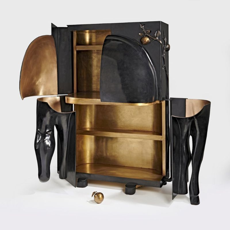 Artsy Modern Cabinets by Hubert Le Gall [object object] Artsy Modern Cabinets by Hubert Le Gall Hubert Le Gall 6