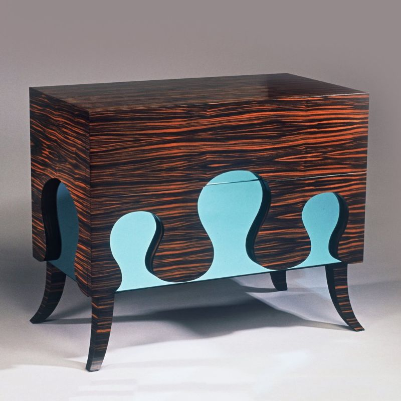 Artsy Modern Cabinets by Hubert Le Gall [object object] Artsy Modern Cabinets by Hubert Le Gall Hubert Le Gall 8