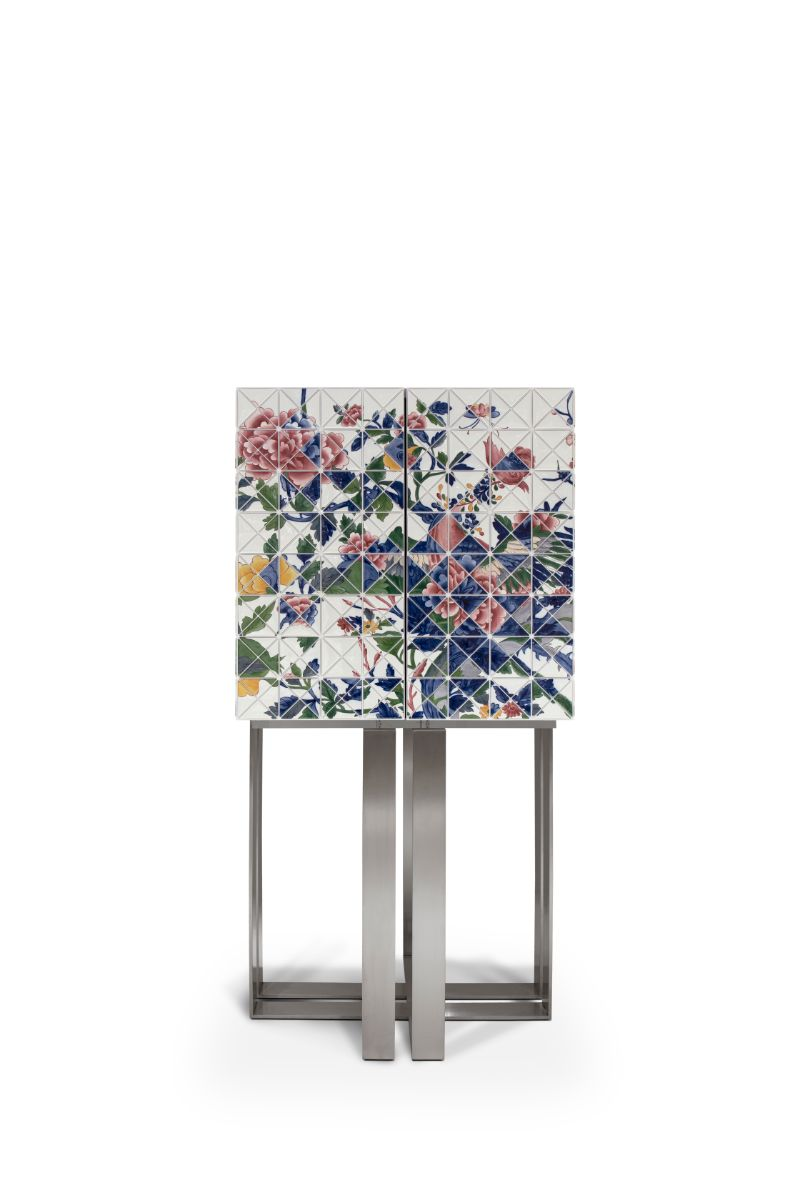 Discover This Amazing Bar Cabinet From London Craft Week 2019