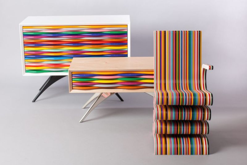 contemporary design Get Amazed by The Contemporary Design of Edna Sideboard Collection hartleyfurniture 4
