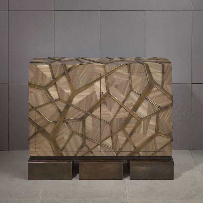 Hervé Van der Straeten's Imposing Cabinets for Your Interior Design hervé van der straeten Hervé Van der Straeten's Imposing Cabinets for Your Interior Design Van der Straetens Imposing Cabinets for Your Interior Design 7