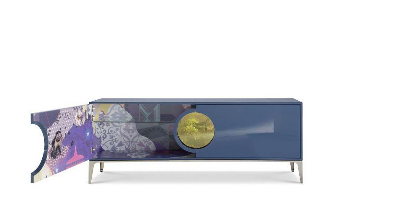 Wonder Cabinet - Marcel Wanders' Creation for Roche Bobois