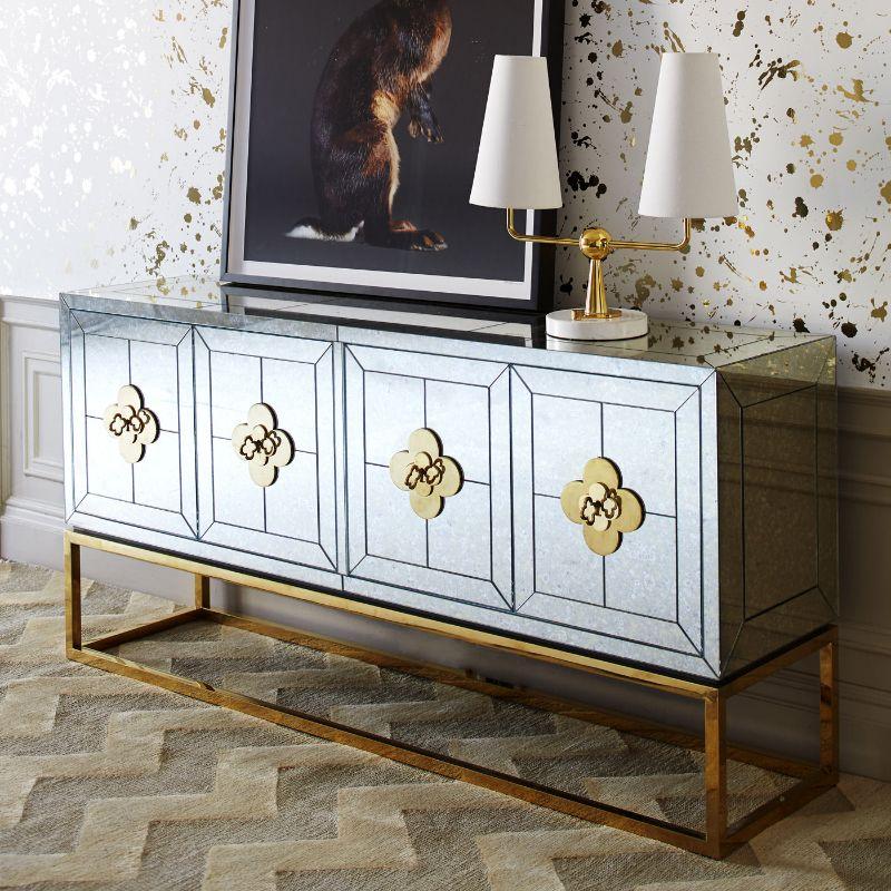 Jonathan Adler's Best Luxury Credenzas jonathan adler Jonathan Adler's Best Luxury Credenzas modern furniture delphine credenza a spr15 jonathan adler
