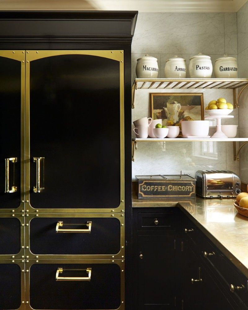 10 Cabinet Designs To Enhance Your Luxury Kitchen (6)